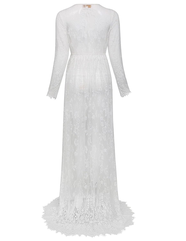 Kate Kate Kate Kasin Schwangere Frauen Langarm Lace Kleid B075XK257K Kleider Louis, ausführlich f8ae5a