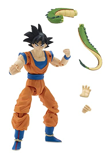 1817ad8892980 Amazon.com: Dragon Ball Super - Dragon Stars Goku Figure: Toys & Games