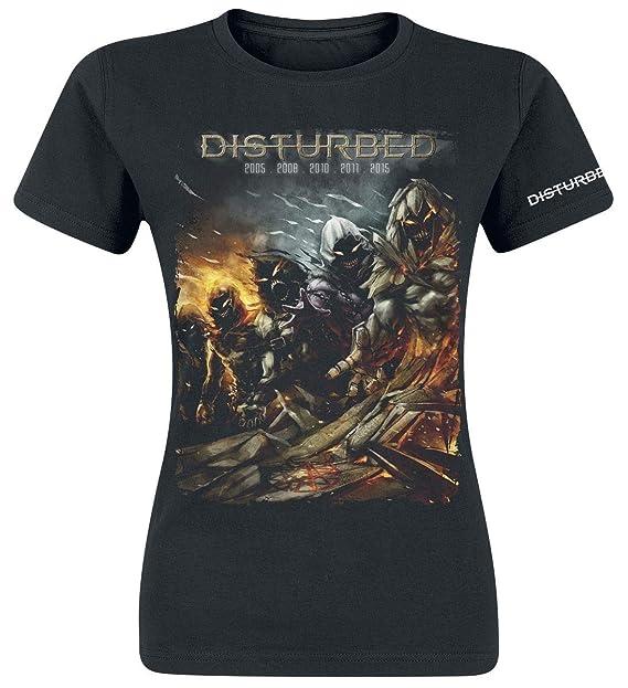 The es Camiseta Negro Guy XlAmazon Mujer Evolution Disturbed rCBWeodx