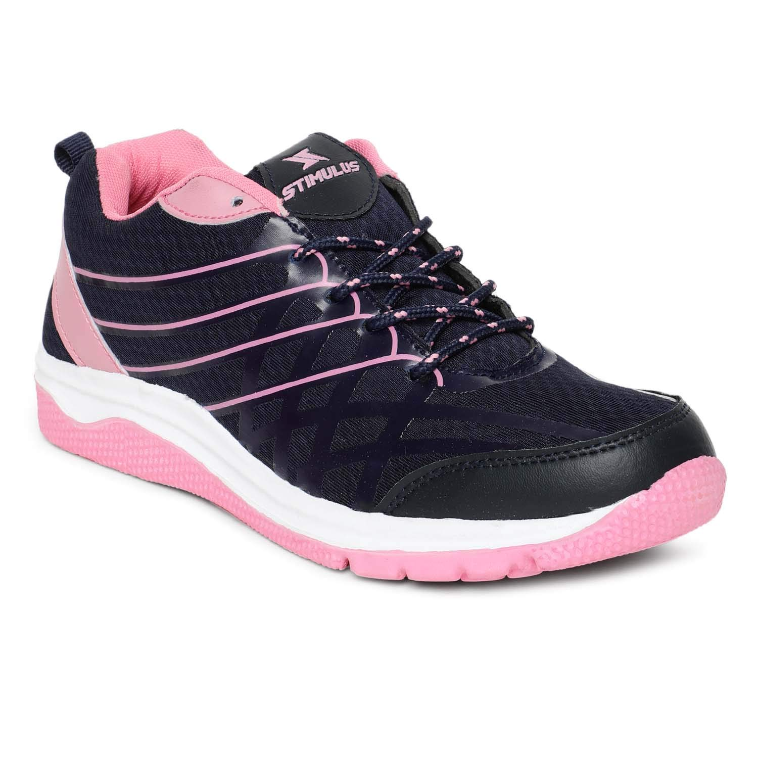 Stimulus Pink Casual Shoes at Amazon