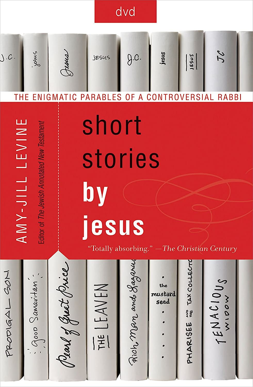Amazon.com: Short Stories by Jesus DVD: The Enigmatic Parables of a  Controversial Rabbi: Amy-Jill Levine: Movies & TV