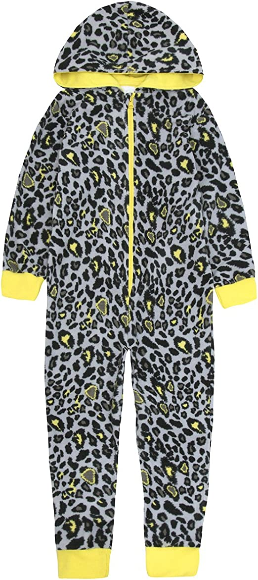 NEWLUK Jumpsuit,Baby Sleeping Bags Button Pit Hooded Romper Pajamas