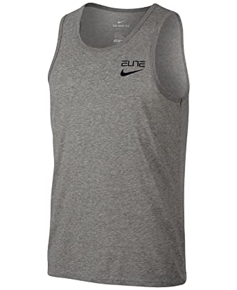 0c80f189 Amazon.com: Nike Men's Dry Elite Stripe Basketball Tank Top: Clothing