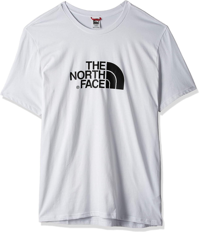 Maglia a Maniche Corte Uomo The North Face M S//S Easy
