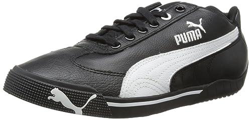 les ventes chaudes ccc77 eb8ff Puma Speed Cat 2.9, Unisex-Child Trainers Black