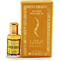 Lasa aromáticas aroma de Natural Ganesha de aceite de sándalo Perfume 100% aromatizar y naturales–10ml