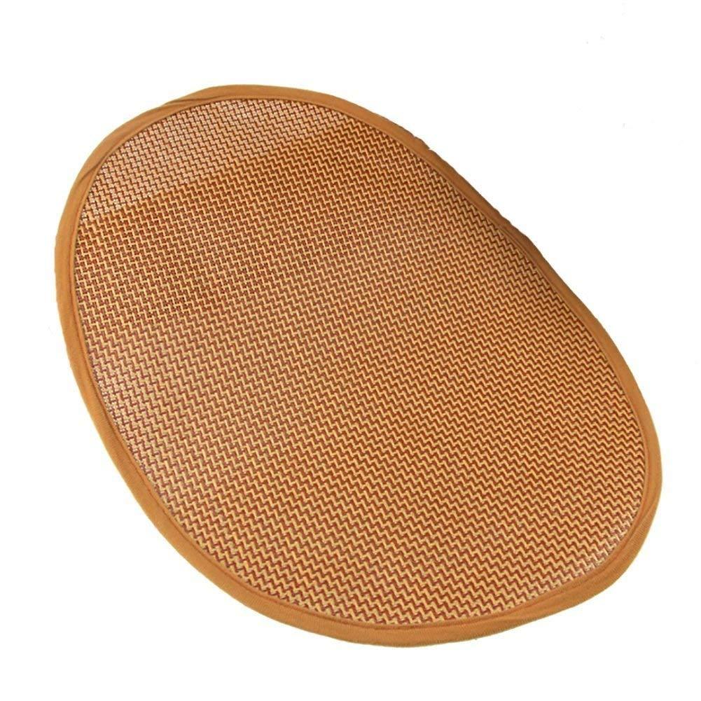 JIGNGB Pet Supply Pet Rattan Mat Summer Dog House Pet Cooling Bamboo Mat Pet Cooler Pad Mat (Dimensione: L) Pet Bed Blanket