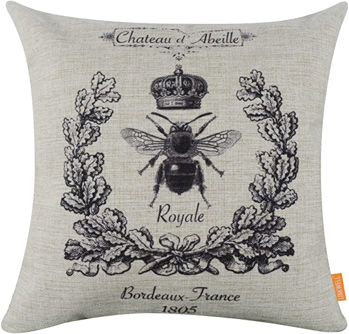 The Best French Toile Black And White Decor