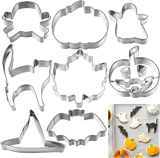 halloween cross stainless steel cutter biscuit cookie mold baking decor toolGNB$