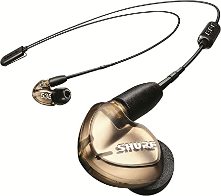 In-Ear-Kopfhörer Noice-Cancelling im Test Shure SE535