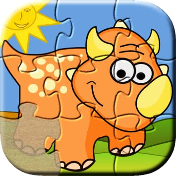 Dino Puzzle Free Kids Games