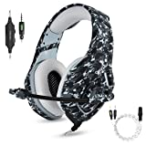 PS4 Gaming Headset with Microphone for PC New
