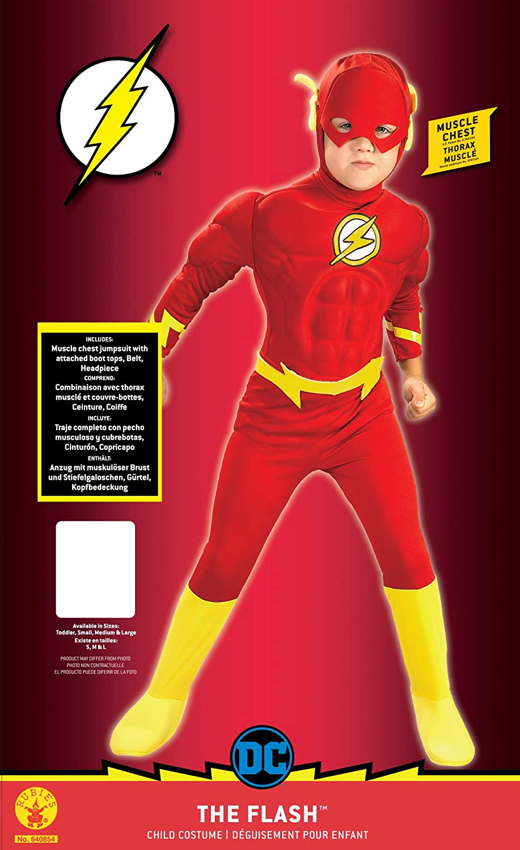 Amazon.com: Rubie´s The Flash Medium: Clothing