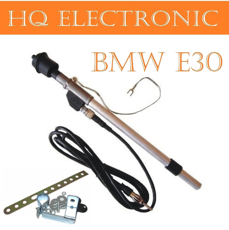 E30 Kotflü gel Antenne Teleskopantenne E30 Soling