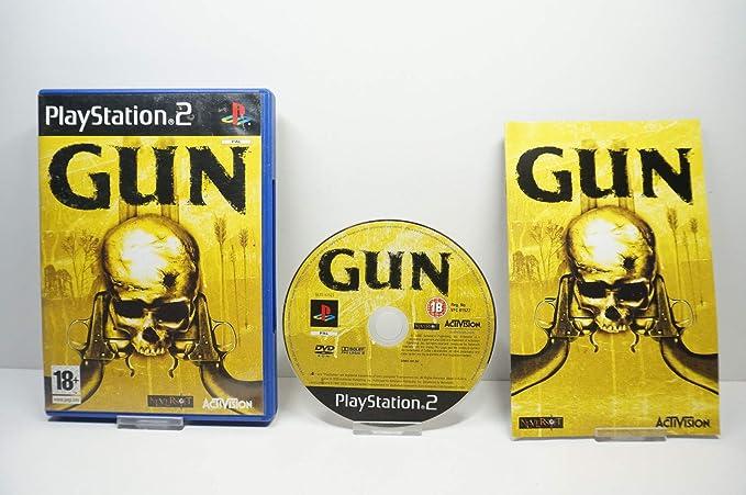 PS2 GUN [REFURBISHED] (EU): Amazon.es: Videojuegos