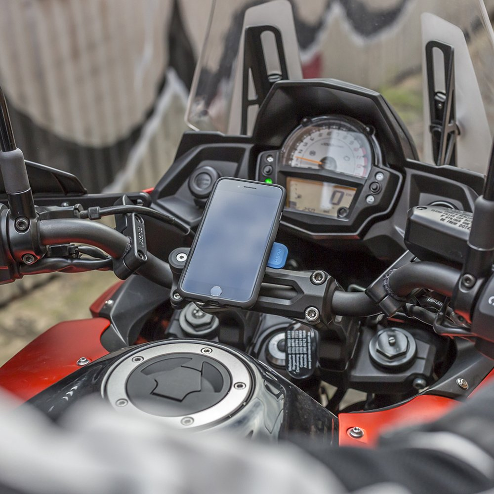 Quad Lock Motorcycle Handlebar Mount