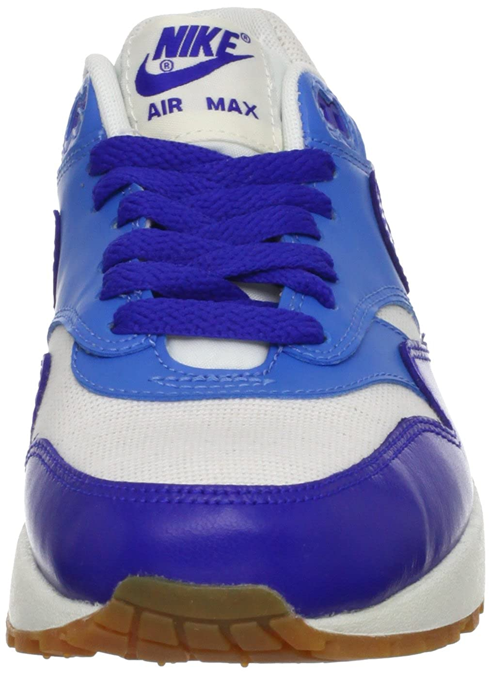 Nike Nike Nike Damen Air Max 1 Vintage Turnschuhe Blau Weiß 2f29e4