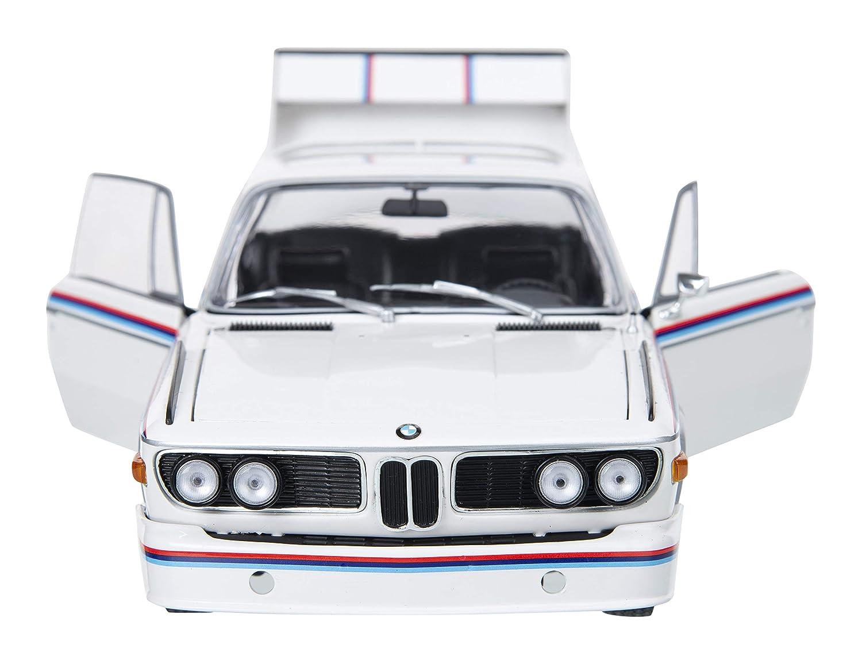BMW Genuine Miniature 3.0 CSL Heritage 1:18 Die-Cast Toy Car Model 80432411550