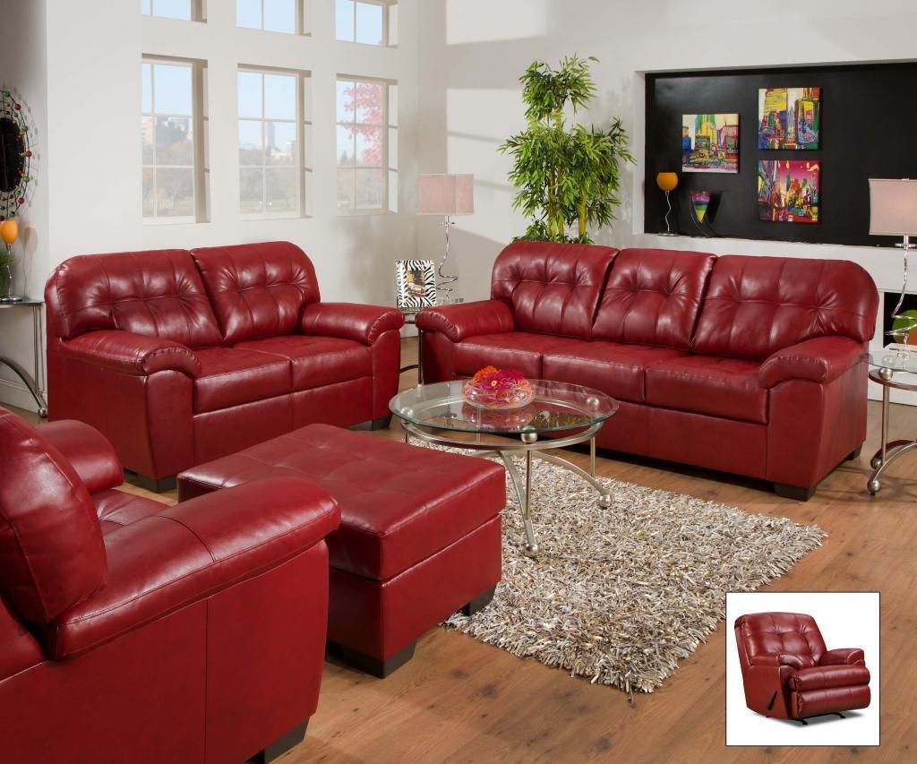 amazon com simmons upholstery 9569 19 soho onyx bonded leather