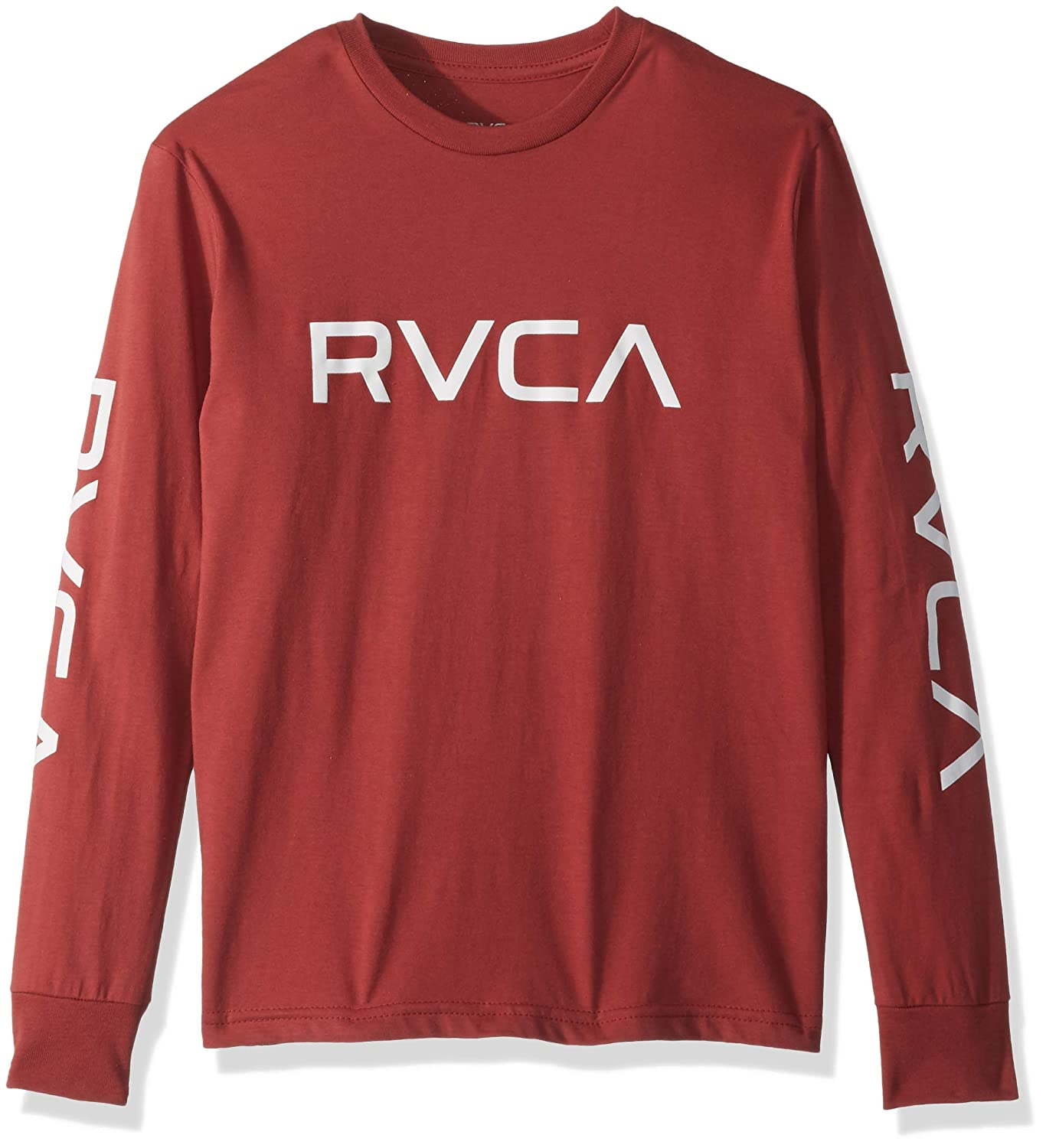 RVCA Boys Big Long Sleeve Tee