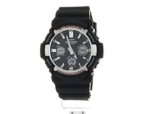 Amazon.com: Casio Mens GAS-100-1ACR G Shock Analog-Digital Display Quartz Black Watch: Watches