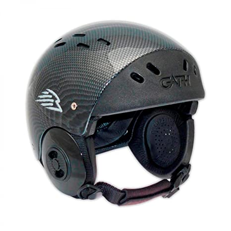 GATH Casco De Surf Convertible Carbon look - M: Amazon.es ...