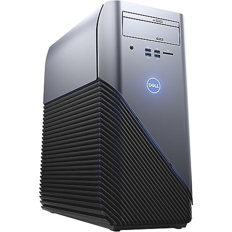 Dell Inspiron 5675 VR Gaming Desktop PC - AMD Ryzen 7 1700 X 3 4GHz, 12GB,  1TB HDD + 128GB SSD, AMD Radeon RX 570 4GB Graphics, DVDRW, Bluetooth,