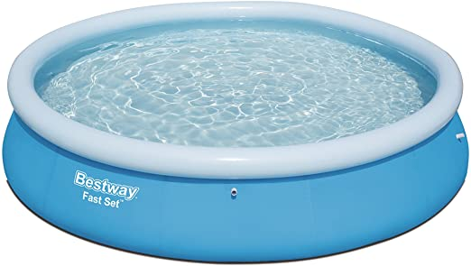 Bestway 57273 - Piscina Desmontable Autoportante Fast Set 366x76 cm: Amazon.es: Jardín