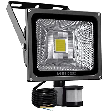 Meikee 20w security lights with motion sensoroutdoor pir sensor meikee 20w security lights with motion sensoroutdoor pir sensor lightsled motion sensor mozeypictures Image collections