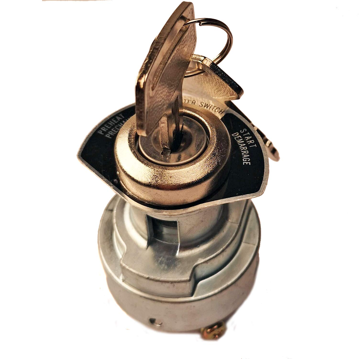 Mover Parts Ignition Starter Key Switch 1E013-63590 for Kubota Grasshopper 721 721G2 721D 721D2 321D 722D 722D2 722DT6 322D 725D 725DT6 325D 729 729G2 729T6 329 928D 928D2 930D2 428D