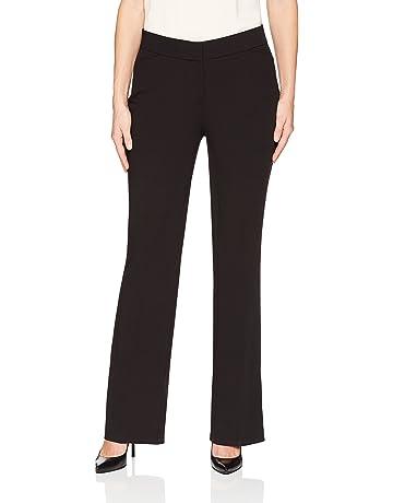 122e85b64748ad Lark & Ro Women's Bootcut Trouser Pant: Curvy Fit