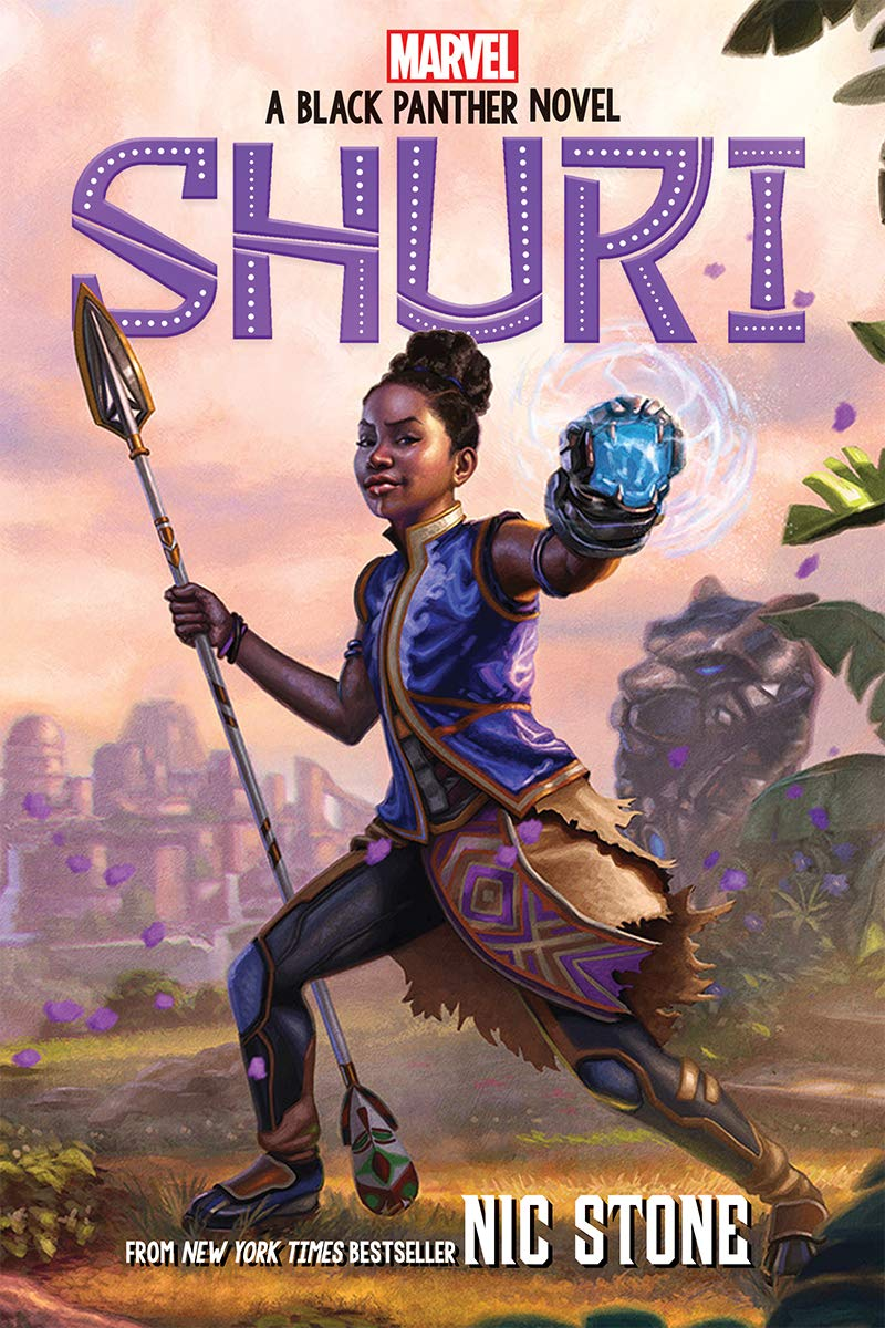 Shuri: A Black Panther Novel (Marvel) (1): Stone, Nic ...