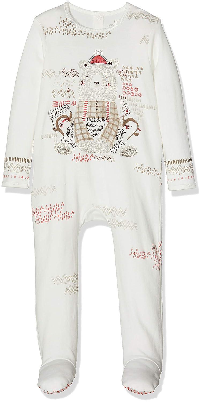 Boboli Unisex Body Interlock Play Suit for Baby