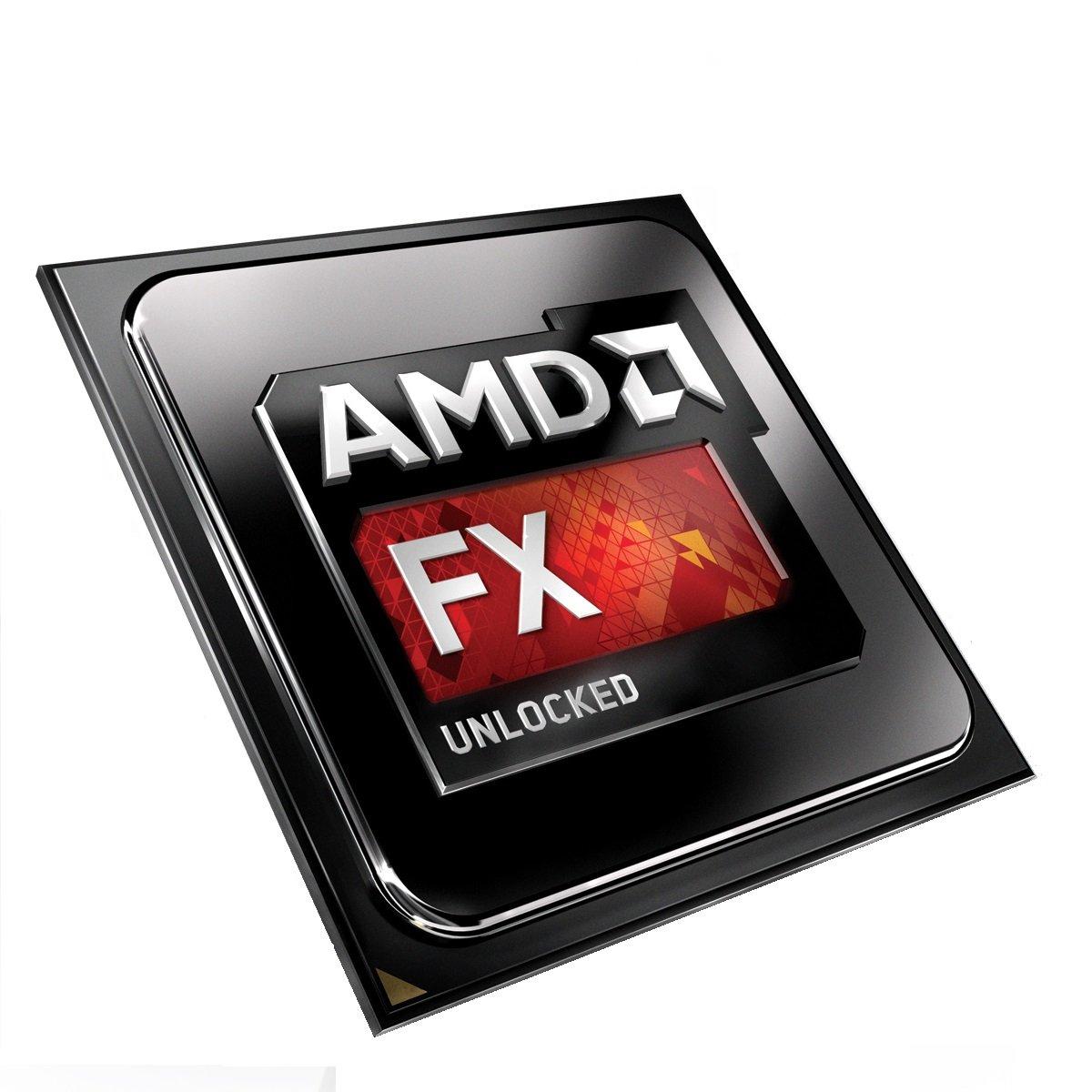 AMD FX-8320E Octa-core (8 Core) 3.20 GHz Processor - Socket AM3+ - Retail Pack by AMD