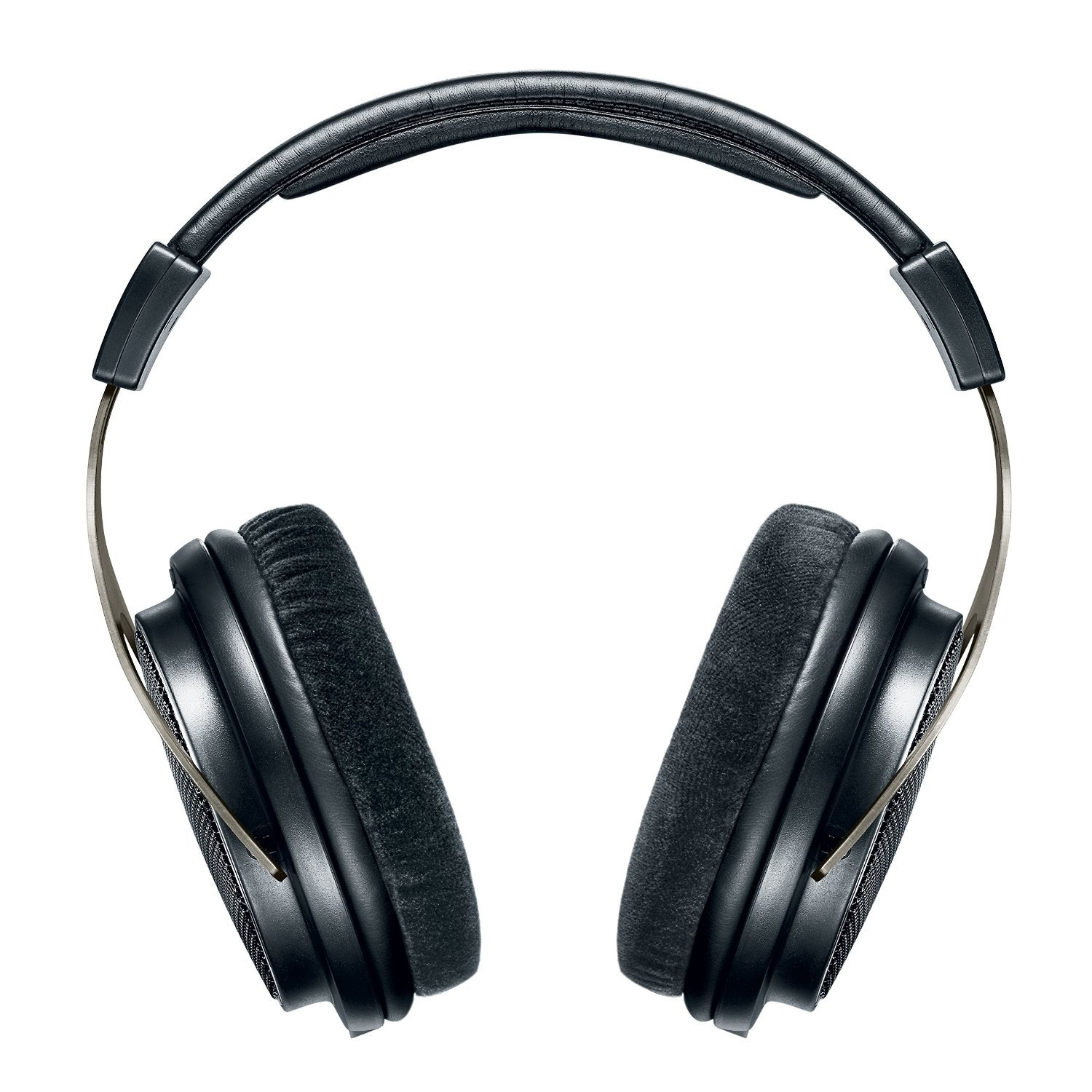 Zip Up Headphones Amazoncom Shure Srh1840 Professional Open Back Headphones Black