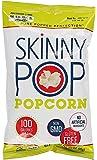 Skinny Pop Popcorn, Original, Pack of 120 Bags (0.65 Ounce)