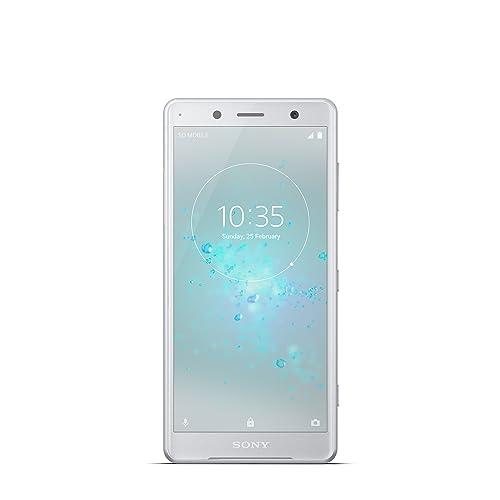 Sony Xperia XZ2 Compact 12 7 cm 5 4 GB 64 GB SIM única 4G Plata 2870 mAh Smartphone 12 7 cm 5 4 GB 64 GB 19 MP Android 8 0 Plata