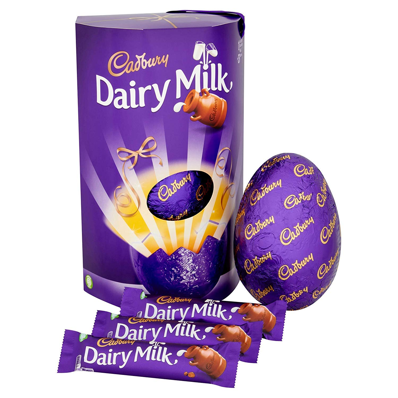 Cadbury Dairy Milk Easter Egg