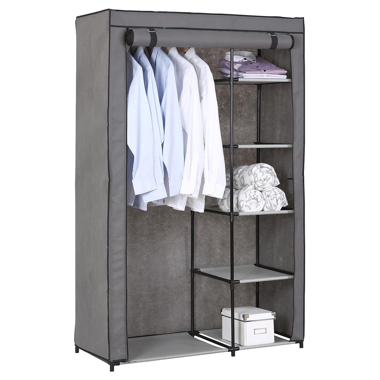 Offener kleiderschrank stange  Kleiderschränke | Amazon.de