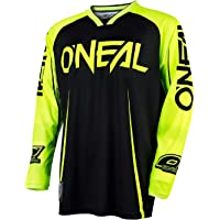 O'Neal Mayhem Lite 0030A-20 - Camiseta, color negro