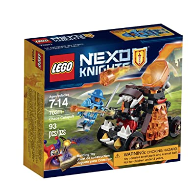LEGO NexoKnights Chaos Catapult 70311: Toys & Games