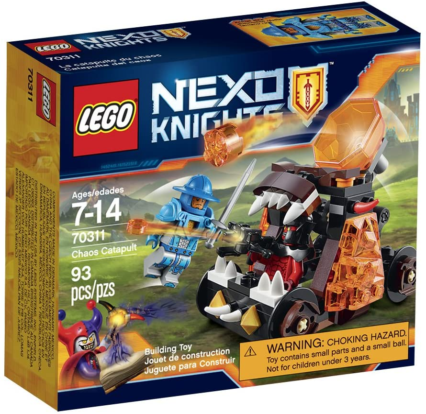 LEGO NexoKnights Chaos Catapult 70311