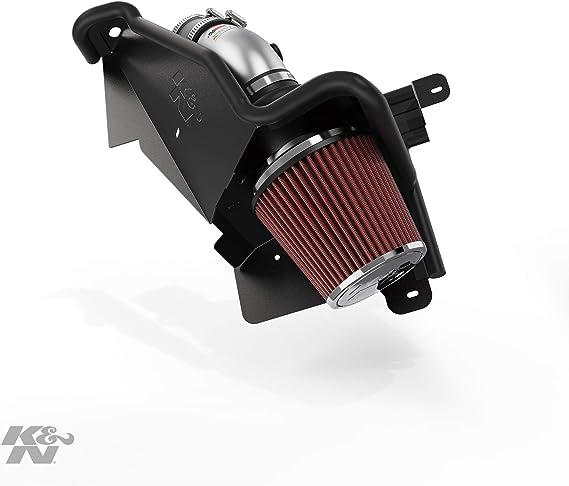 K&N Cold Air Intake Kit: High Performance