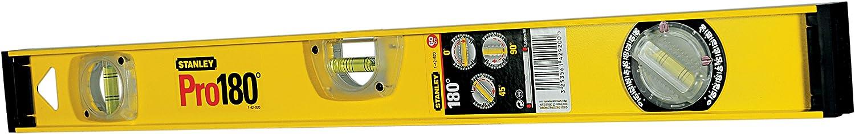multicolore Stanley 8014211284458 St Niveau 3 bulles 60 cm Art.1-42-920