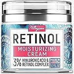 Anti Aging Retinol Moisturizer Cream for Face - Natural and Organic