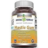 Amazing Formulas Mastic Gum 1000 mg Per Serving 60 Capsules -(Non GMO,Gluten Free)- Supports Gastrointestinal Health…