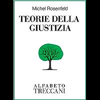 Teorie della giustizia (Alfabeto Treccani) (Italian Edition) book cover