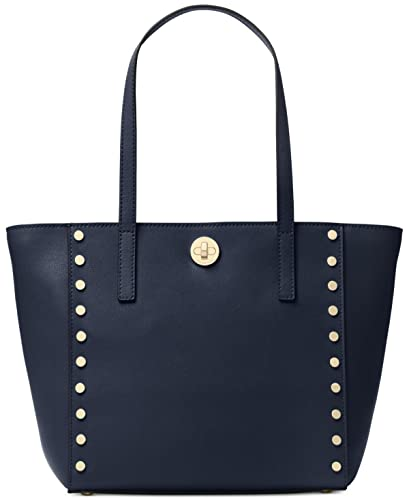 f70f42a87902 Amazon.com: MICHAEL Michael Kors Rivington Medium Stud Tote: Shoes
