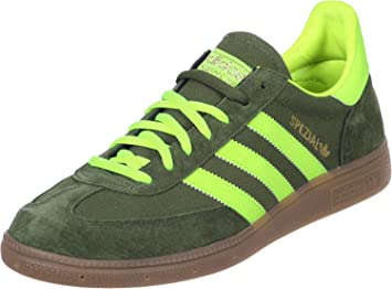 adidas Originals Spezial D65451 - Zapatillas deportivas verde verde oliva Talla:40 2/3: Amazon.es: Deportes y aire libre
