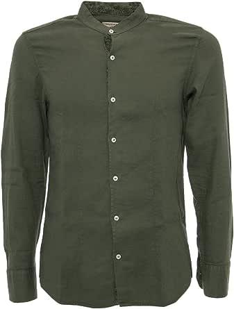 Outfit - Camisa casual - Manga Larga - para hombre verde ...